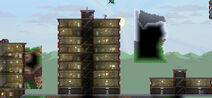 Apex tower block