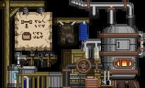 Medieval Workstation