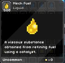 Mech fuel