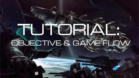 Fractured Space Tutorial Objective & Game Flow