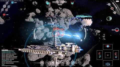 Fractured Space Alpha - Disruptor Gameplay 1