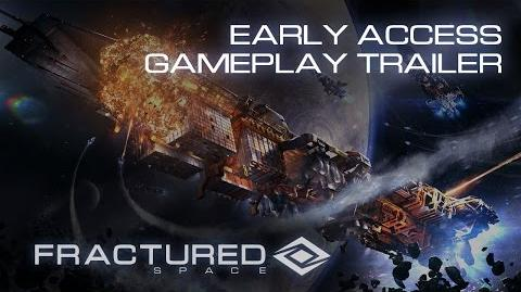 Fractured Space Early Access Trailer