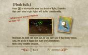 Flash Bulb Tutorial