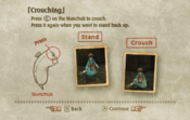 Crouching Tutorial