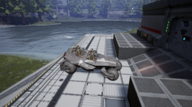 Fragmented - Off Road Vehicle2