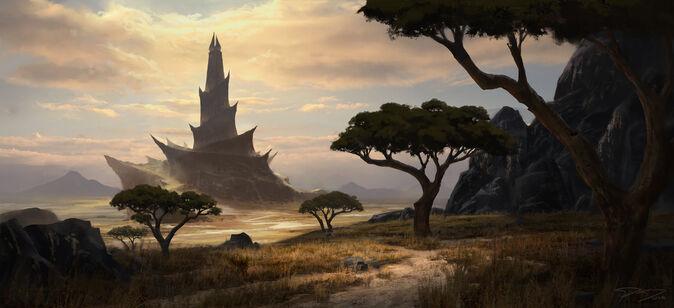 Tower of oblivion by threedeee-db3df71