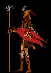 Legión solar