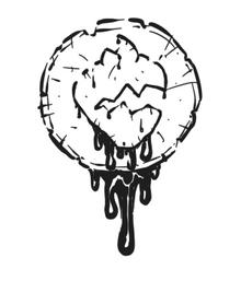 Escudo de os corazones rotos