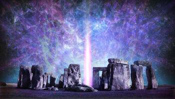 Stonehenge by jacolloy-d4q0q12