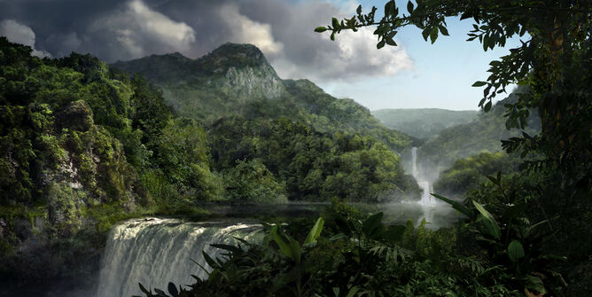 Jungle by heavenlydeamonic