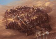 Desert city concept by allisonchinart-d69oqog