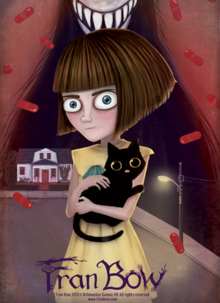 Fran Bow - Cover