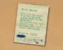 Alarm Code Note