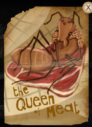 Queen of Meat