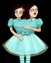 Clara e Mia