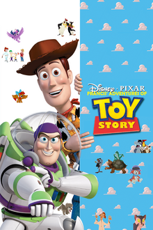 Francis' Adventures of Toy Story Poster