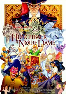 Francis Meets The Hunchback of Notre Dame Poster