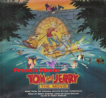 Francis Meets Tom and Jerry The Movie Poster