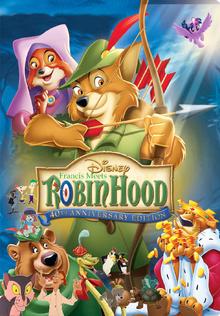 Francis Meets Robin Hood Poster