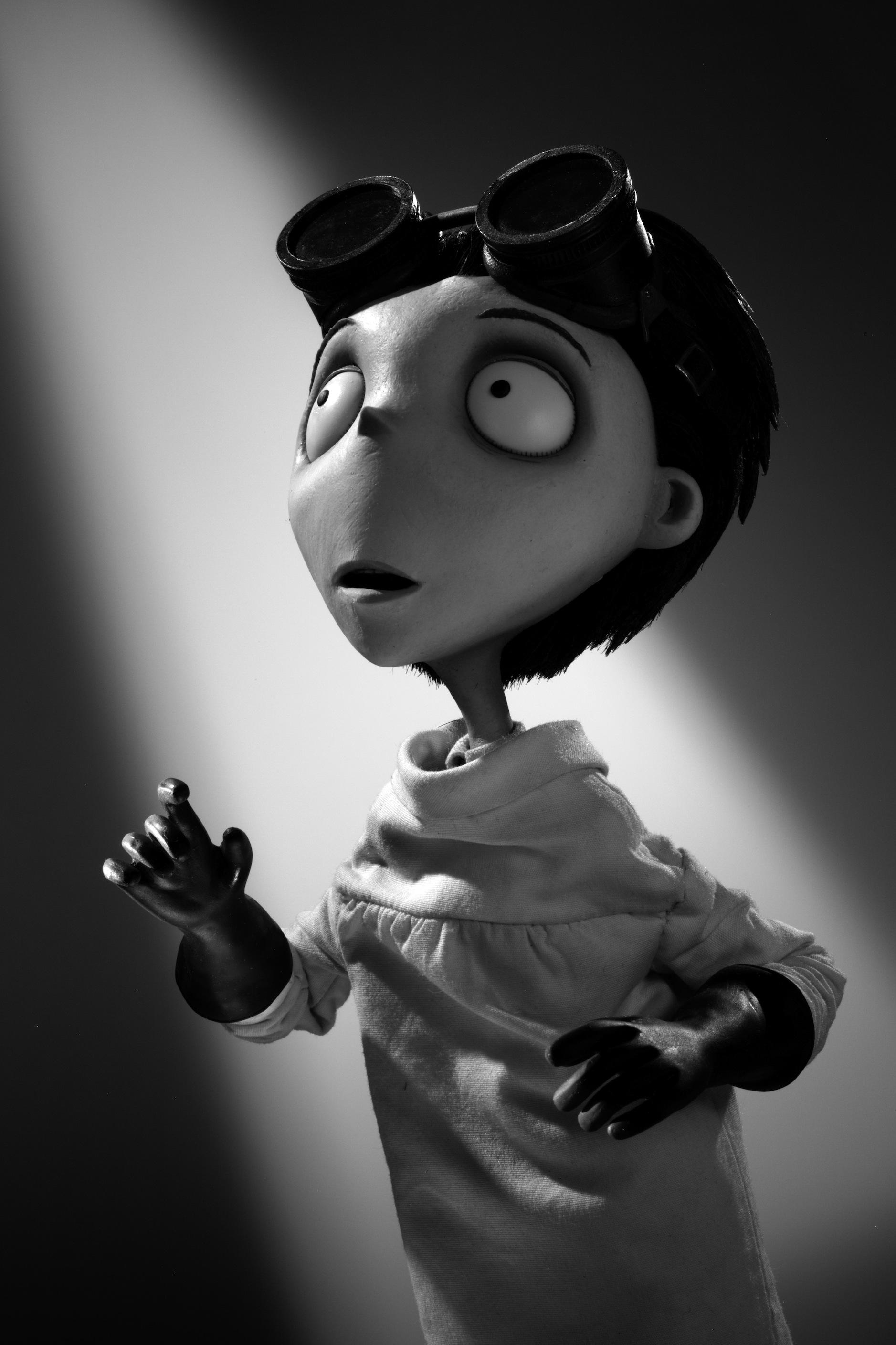 Victor Frankenstein Frankenweenie Wiki Fandom