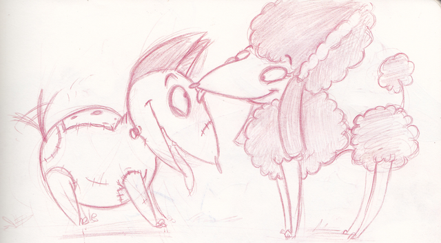 File:Sparky s first kiss better quality by kibadoglover45-d5d5p5i.png