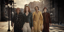 Frankie Drake Mysteries S2 title sequence 2
