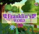 Franklin's Word