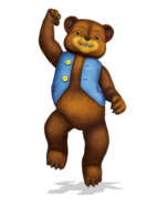 BearJumping
