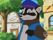 Mr. Badger