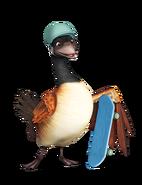 GooseSkateboard
