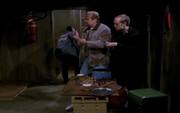 Wikia Frasier - Customs officer on DVD hunt