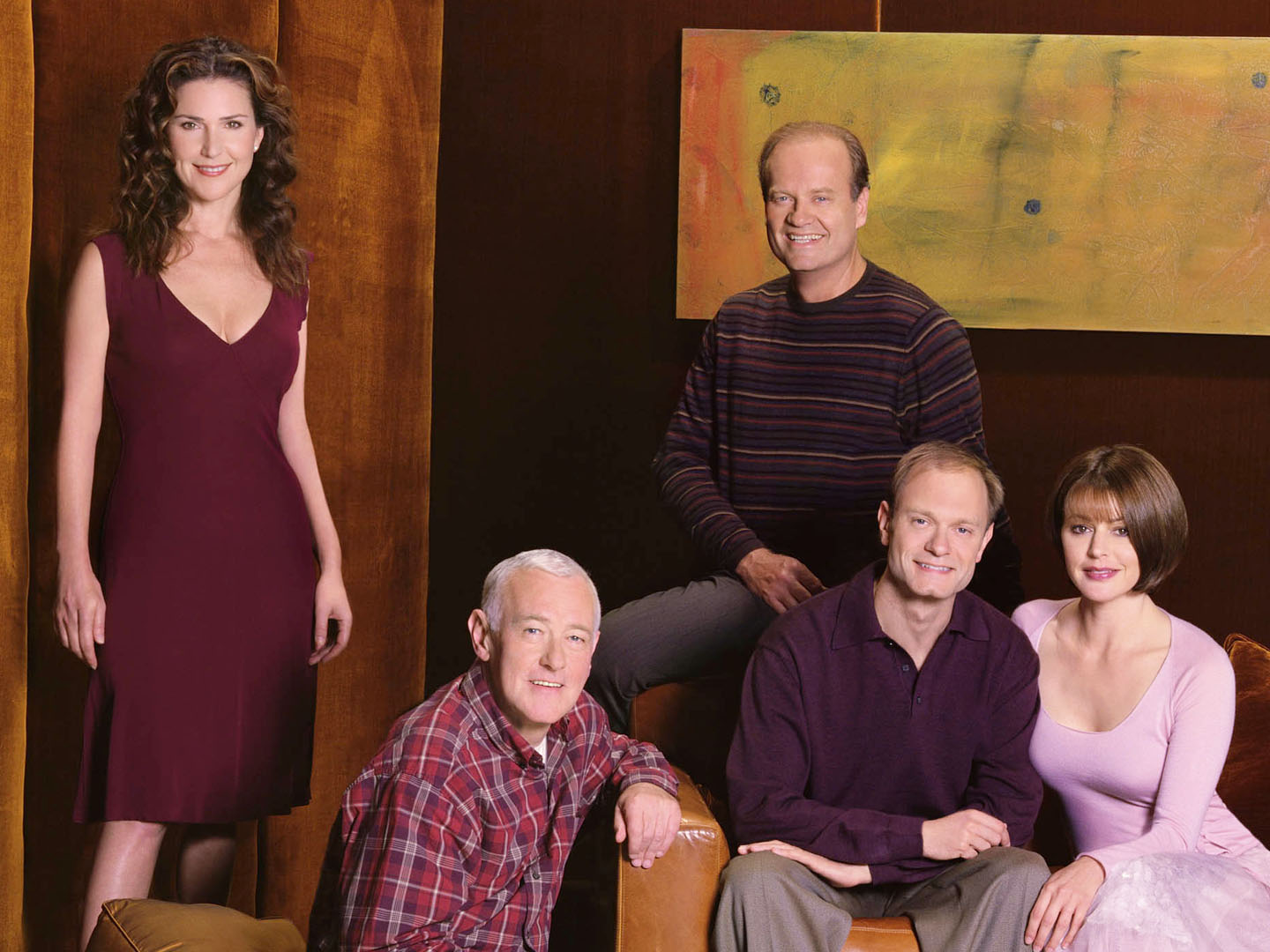 Season 9 | Frasier Wiki | FANDOM powered by Wikia Lilith Frasier