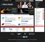 Mens Health 2011 pharma