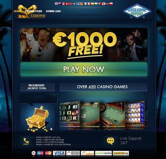 unique casino no deposit