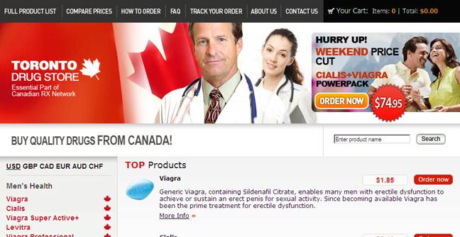 Toronto-Drug-Store