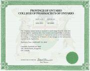 CHCM License