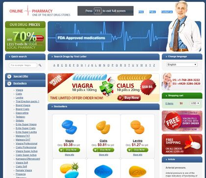 Online Pharmacy 2017