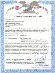 CHCM FDA