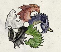 Tiamat symbol