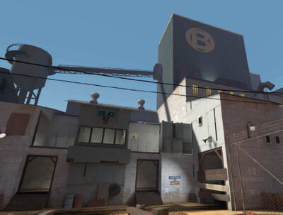 TF2 BLU base