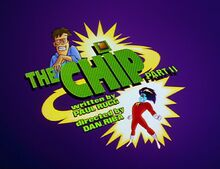 The chip part ii-0