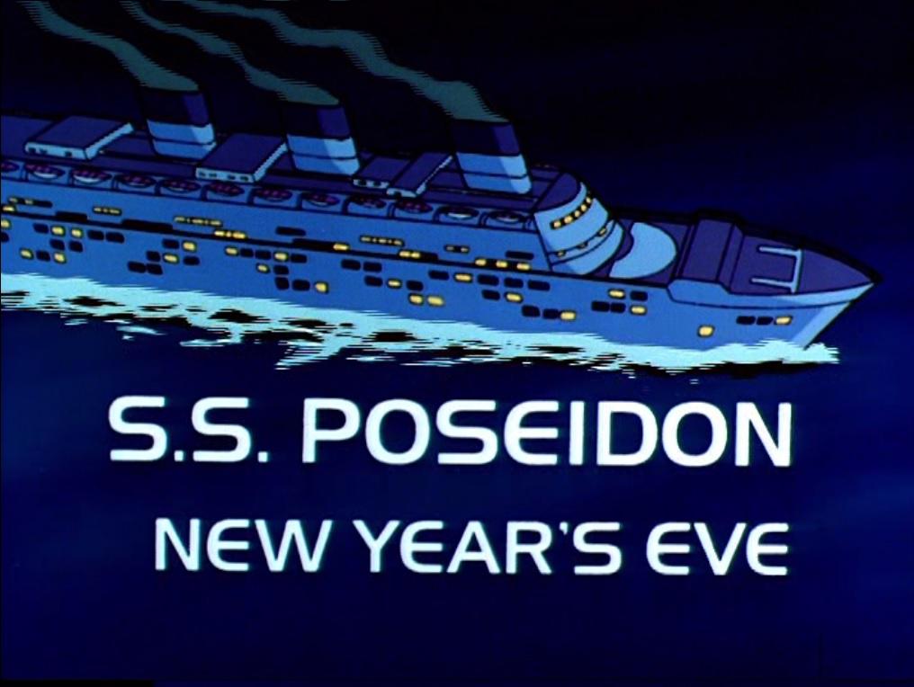 S of poseidon