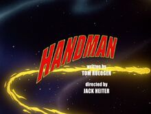 Handman title
