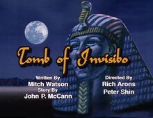 Tomb of invisibo