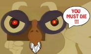 EVIL freakin' Bird