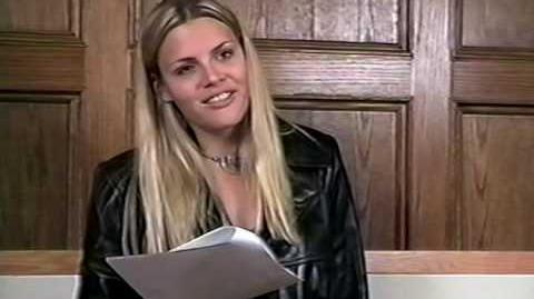 Freaks and Geeks audition, Kim Kelly (Busy Phillips)