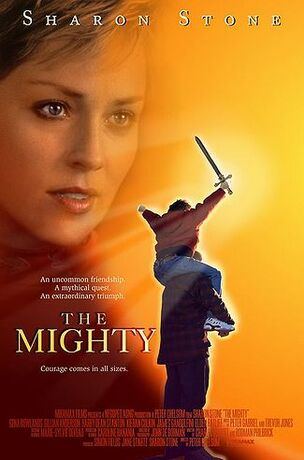 The mighty movie poster-1-