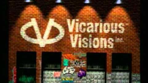 Spider-Man 2 Enter Electro - Vicarious Visions Intro