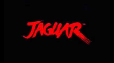 Atari Jaguar Startup
