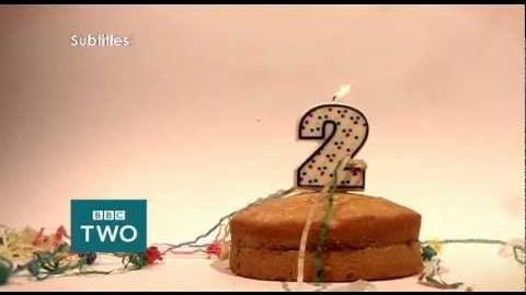 BBC 2 Cake